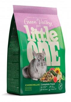 Little One. Корм «ЗLittle One. Корм «Зеленая долина» деленая долина» для шиншилл