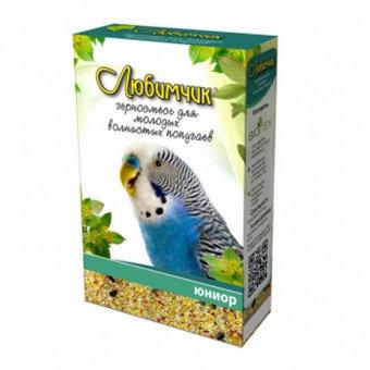 Любимчик для волнистых попугаев Юниор
