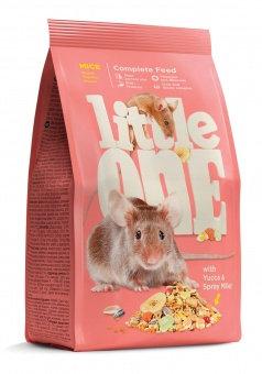 Little One. Корм для мышей