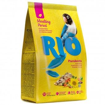 RIO для средних попугаев в период линьки
