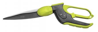 Ножницы садовые поворотные (360С) ПРОФИ с волнистым лезвием