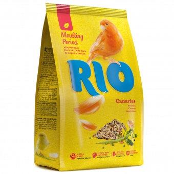 RIO для канареек в период линьки