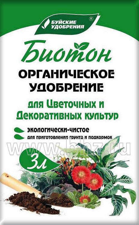 """""""Биотон"""" для цветочных и декоративных культур"""