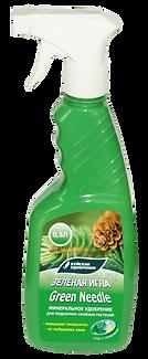"""Жидкое комплексное удобрение-спрей """"Зеленая игла"""""""