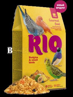 RIO для волнистых попугаев Гурмэ