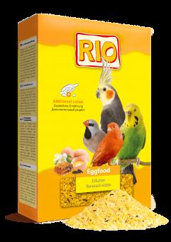 RIO для волнистых попугаев Яичный корм
