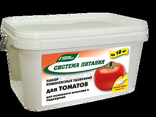 """Система питания"" для томата"