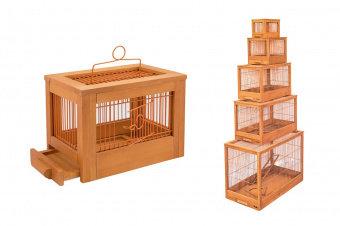 Клетка для птиц Ретро-кантри
