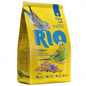 RIO для волнистых попугаев Основной рацион