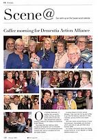 etc magazine Yana coffee morning - Febru