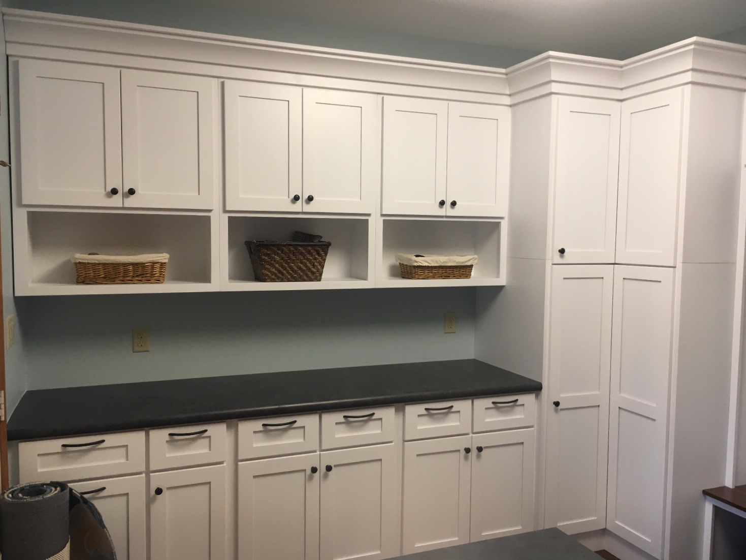 Renovated Mudroom