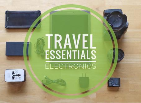 Travel Essentials: Electronics