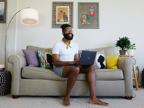 I'm Young, Black, and Working From Home, with Everything toGain by Not Returning to the Office