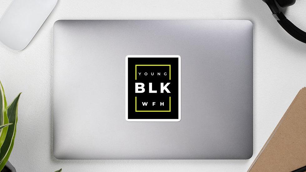 #BlackWFH Stickers