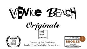 """Venice Beach Originals"" Wins a TELLY AWARD"
