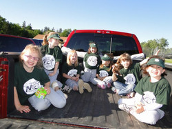 Little League Parade 2012