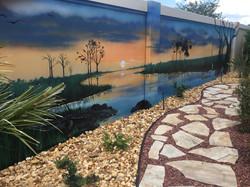Florida Mural