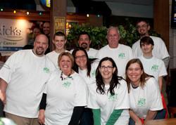 St. Baldrick's WNRA Team