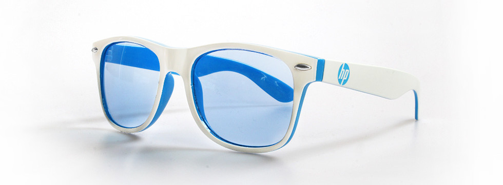 Duo-tone-Blauw-wit