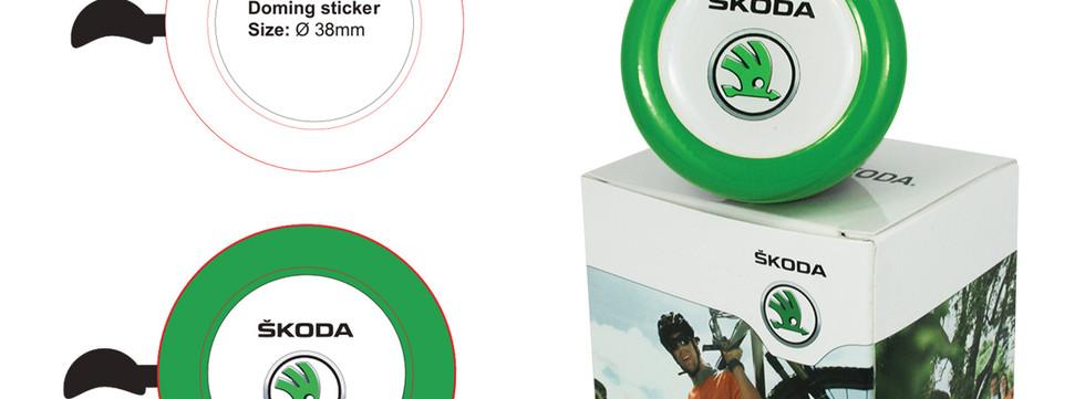 LogoBell Skoda box