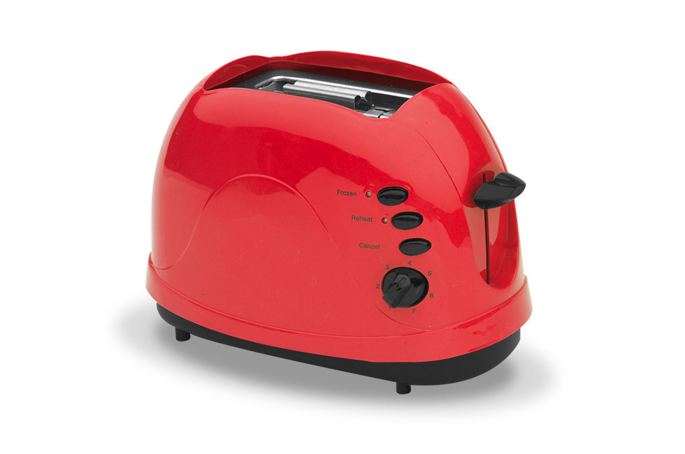 Logotoaster Red