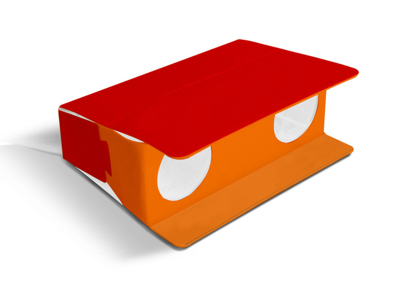 Mailviewer-Orange-red