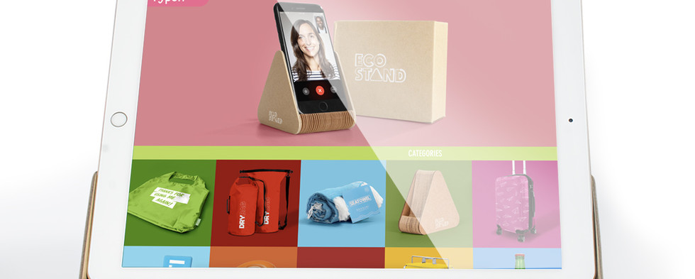Ecostand-tablet