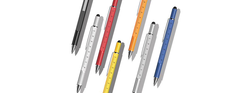 Toolpen kleuren