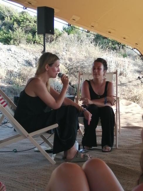 Interview avec Lauren Bastide