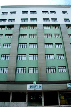 Fachada - Linhatur Hotel