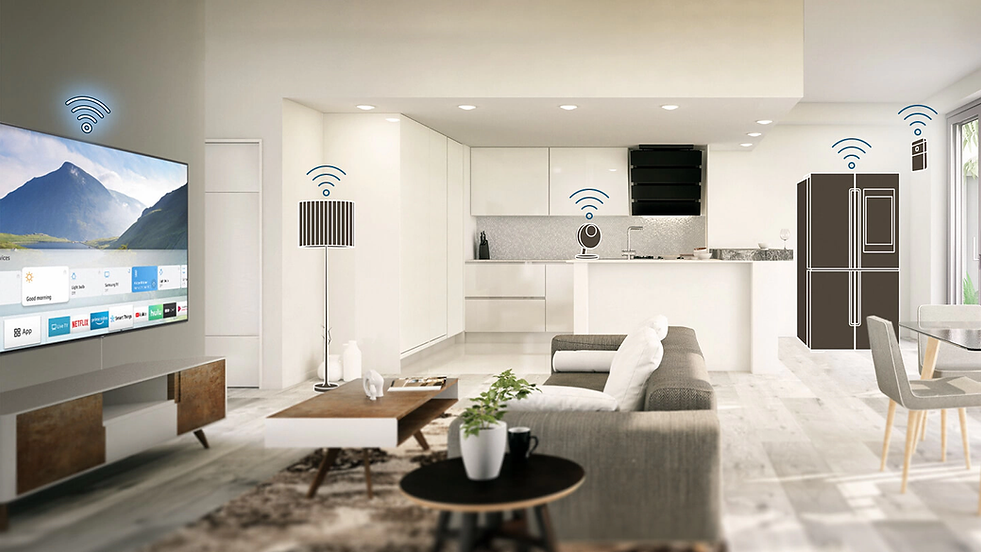 smart-tv-row-smart-home-with-iot-devices