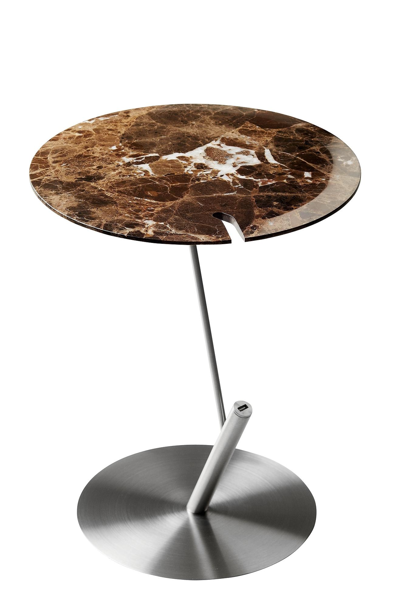 столик темный lllooch