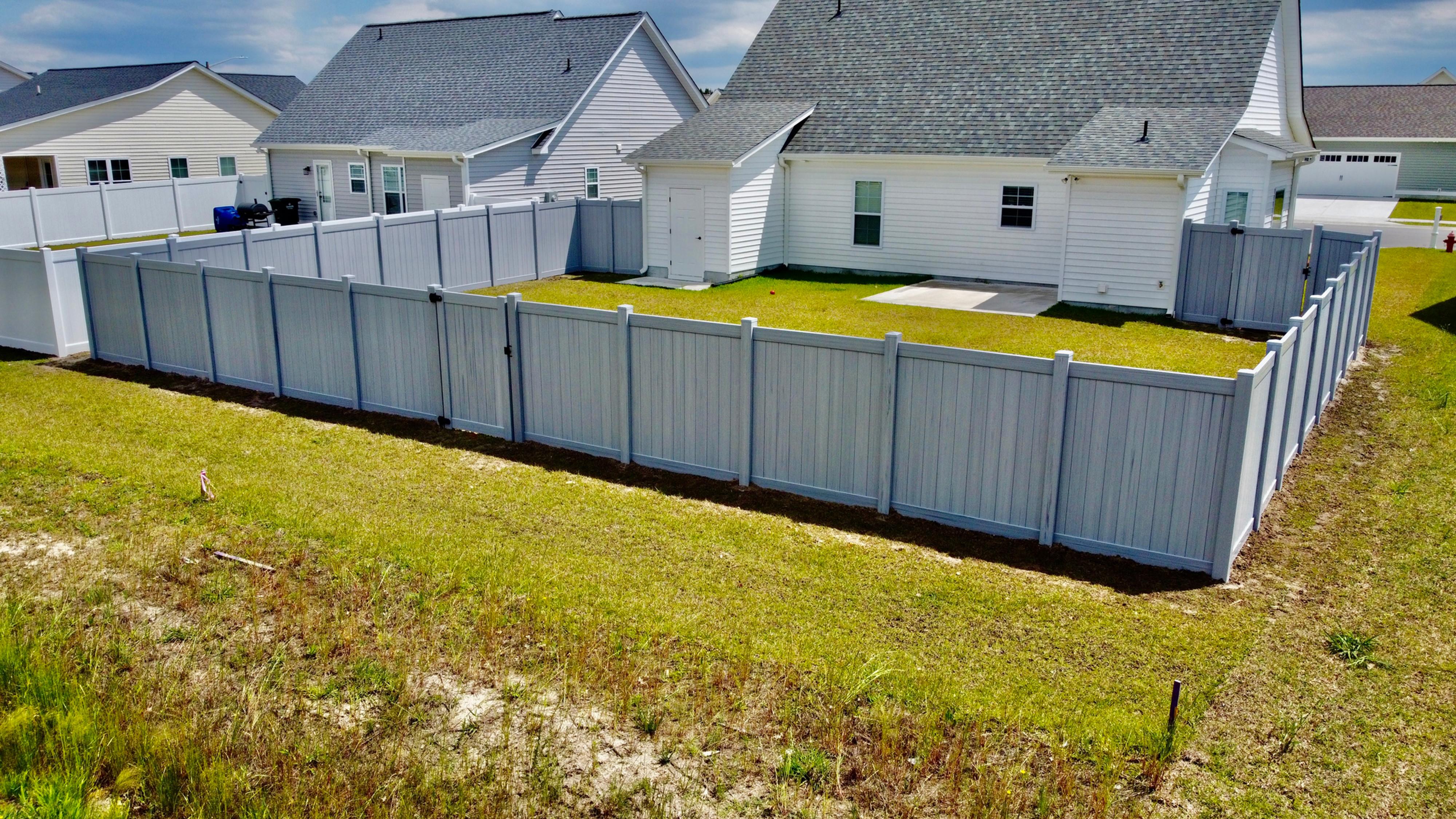 New Fence Consultation