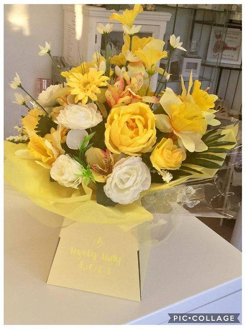 Yellow Floral Arrangement