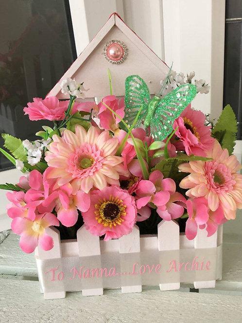 Floral Mini Garden - Pink