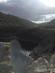 Die wunderschöne Landschaft Portugals