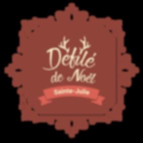 Logo du Défilé de Noël 2018