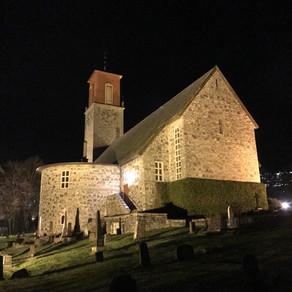 Orgellandskap i Volda kommune - del 1: Volda kyrkje