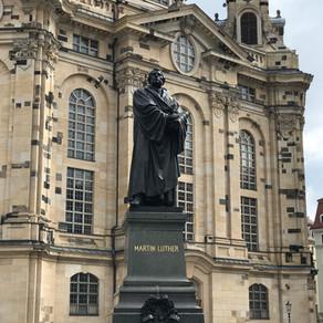 I Luthers fotspor - ei musikalsk reise