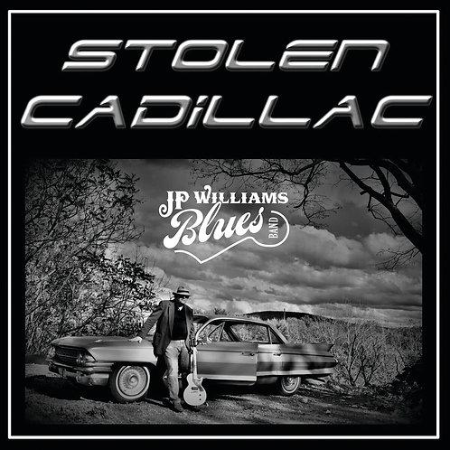 Stolen Cadillac CD- JP William Blues
