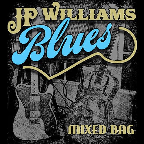 JP WIlliams Blues