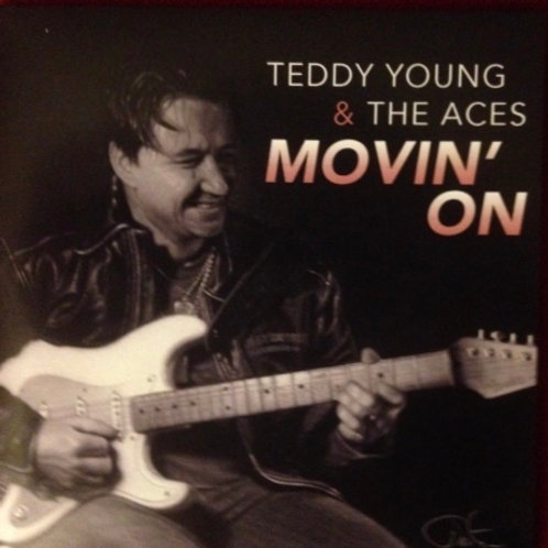 Movin' On CD- Teddy Young