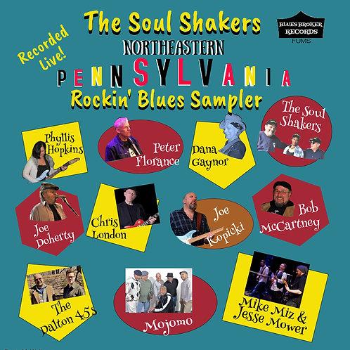 Soul Shakers Northeast Penn. Rockin' Sampler