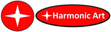 Harmonic Art handpan Logo