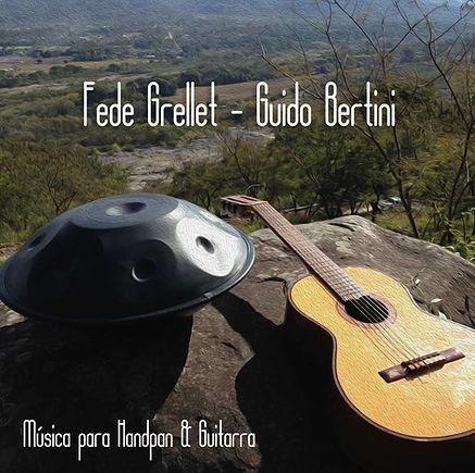 Harmonic Art handpan Album