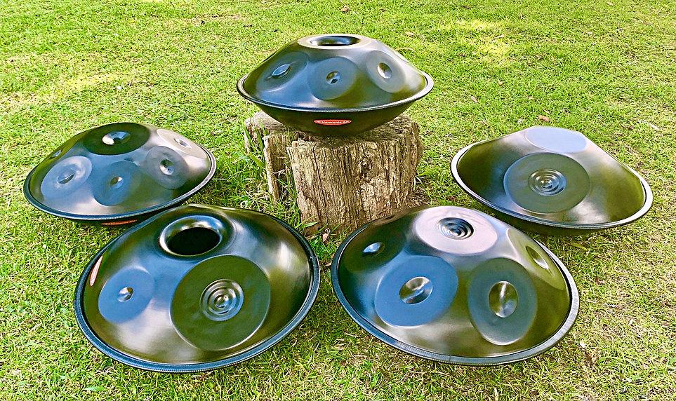 Harmonic Art handpan pantam hang drum