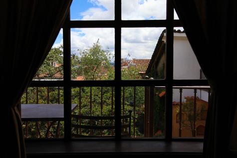 Vista trasera / Back view