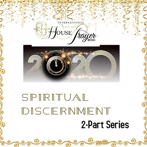 2020 Spiritual Discernment