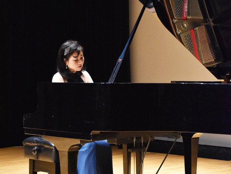 Lecture concert @St. Maur International School, Yokohama