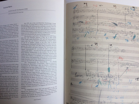 Musicians' Handwriting/作曲家の自筆譜